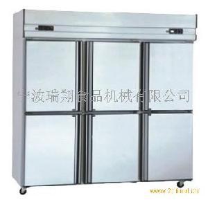 冷冻、冷藏柜6门