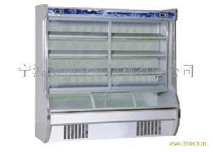 直冷双机双温点菜柜