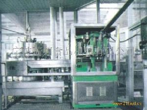 GF20-4罐裝封口機