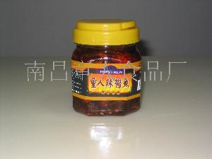 辣酱鱼320克