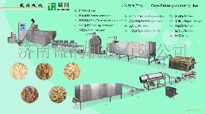 早餐谷物生产线