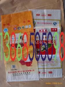 亚光膜彩印大米编织袋