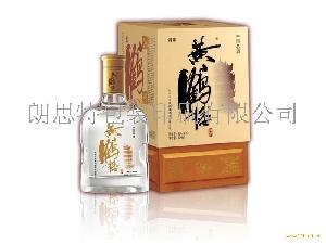黄鹤楼酒包装盒