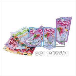 包装糖果的自立袋