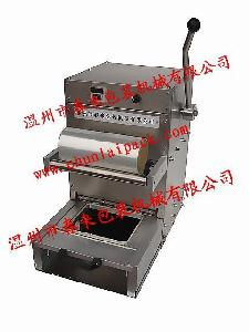 供应春来牌AS-1手压餐盒托盘封口机