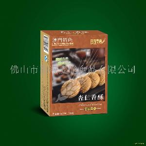 小盒杏仁香酥