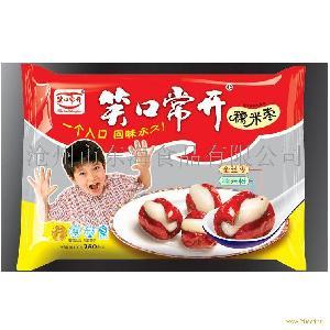 速冻食品糯米枣