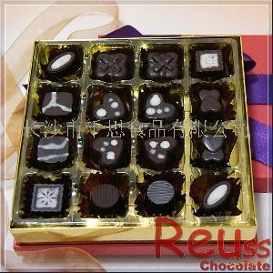礼盒夹心巧克力16颗RB103