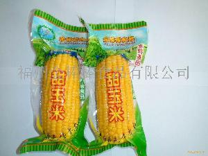 非转基因粗纤维开袋即食玉米棒