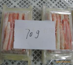 深水红蟹棒肉(70g)
