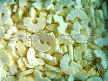 菠萝扇形切片