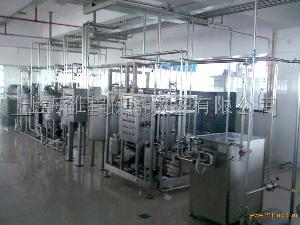 饮料牛奶鲜奶酸奶奶粉复合小试生产线中试生产线