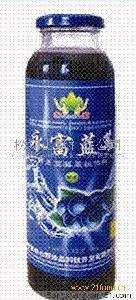 永富蓝莓果汁