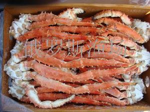 俄罗斯帝王螃蟹