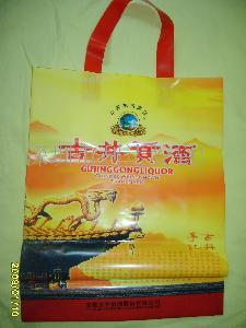 背条购物袋《环保袋子》