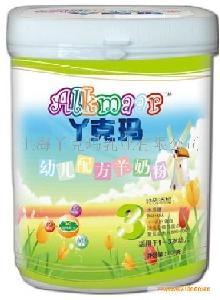 丫克玛幼儿配方羊奶粉