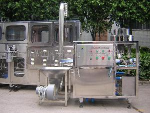 供应全自动5加仑灌装设备。全自动液体灌装线
