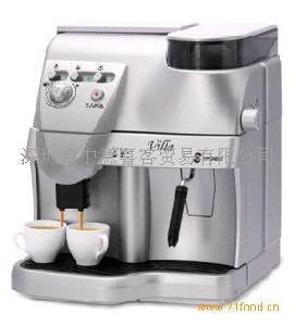 意大利villa全自动咖啡机