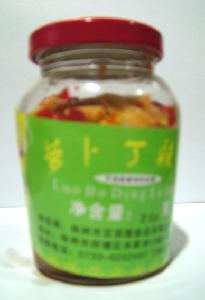 萝卜丁辣酱(小)(200g)