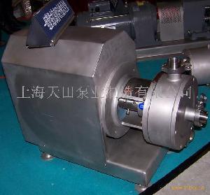 管线式超高剪切乳化均质泵