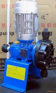 TDM隔膜计量泵