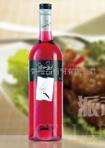 派利肯波恩特 玫瑰红葡萄酒2007
