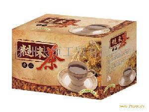 庆恒牌速溶糙米茶