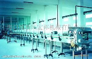 连续式低温喷淋杀菌冷却机
