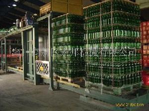 玻璃(塑料)空瓶卸垛机