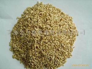 燕麦原颗粒