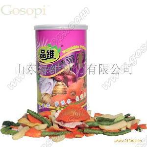 【果蔬e派】品维果蔬脆--蔬菜什锦(108g)