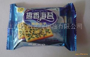 趣香海苔饼干