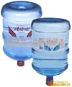 娃哈哈桶装纯矿物质水