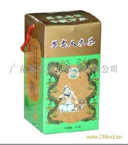 龙珠茶(人参茶)