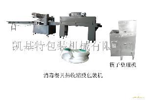 热收缩膜餐具专用包装机