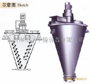 DSH系列双螺杆锥型混合机
