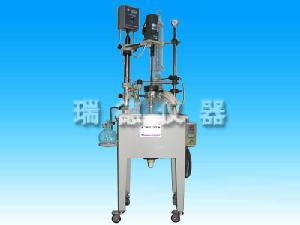 F10L50L单层玻璃反应釜