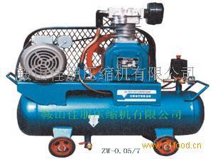 无油空压机普通式