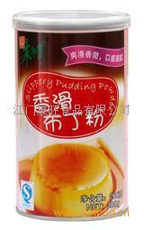 朱师傅200g/罐 香滑布丁粉 *家庭小包装