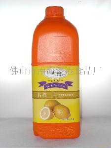柠檬浓缩果汁