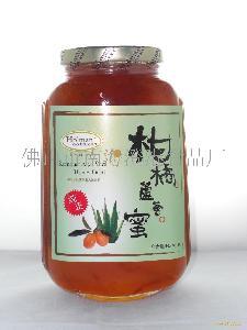 柑橘芦荟蜜