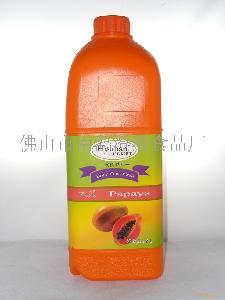 木瓜浓缩果汁