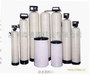 全自动锅炉软化设备