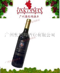 西班牙红葡萄酒蓝达城堡2008