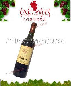 西班牙奥塔玛红葡萄酒 大雷格勒2008