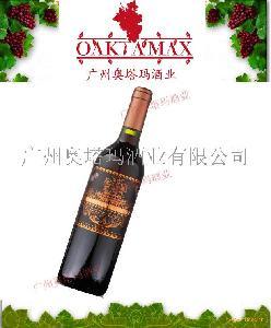 西班牙奥塔玛红葡萄酒 爱的城堡干红佳酿