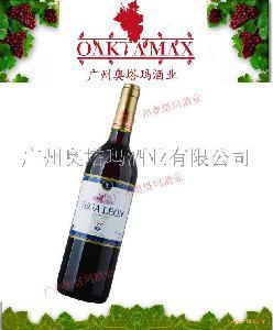 西班牙奥塔玛红葡萄酒 维佳里昂干红佳酿