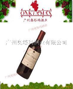 西班牙奥塔玛红葡萄酒 金佩利嘉里奥哈*珍藏