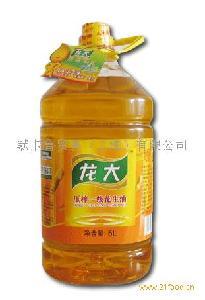 龍大食用油 5L壓榨一級花生油