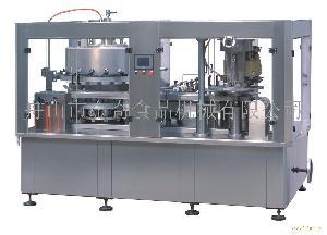 JQ4B250A灌装封口机组(含气)